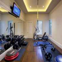 60 Cool Home Gym Ideas Decoration on a Budget for Small Room (44)