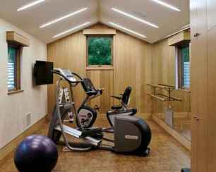 60 Cool Home Gym Ideas Decoration on a Budget for Small Room (55)