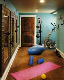 60 Cool Home Gym Ideas Decoration on a Budget for Small Room (8)