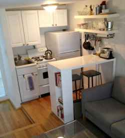 70 Best First Apartment Decorating Ideas and Makeover (53)