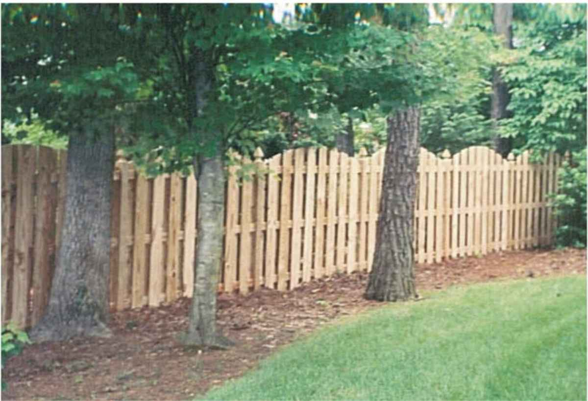 70 Gorgeous Backyard Privacy Fence Decor Ideas on A Budget (1)