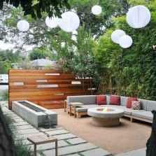 70 Gorgeous Backyard Privacy Fence Decor Ideas on A Budget (10)