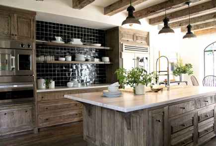 80 Modern Farmhouse Kitchen Lighting Decor Ideas and Remodel (62)
