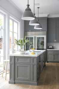 80 Modern Farmhouse Kitchen Lighting Decor Ideas and Remodel (64)