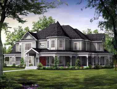 90 Awesome Modern Farmhouse Plans Design Ideas and Remodel (14)