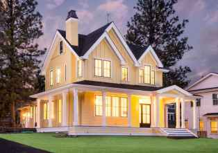 90 Awesome Modern Farmhouse Plans Design Ideas and Remodel (52)