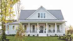 90 Awesome Modern Farmhouse Plans Design Ideas and Remodel (60)