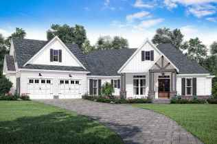 90 Awesome Modern Farmhouse Plans Design Ideas and Remodel (78)