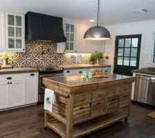 100 Stunning Kitchen Backsplash Decorating Ideas and Remodel (48)