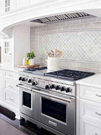 100 Stunning Kitchen Backsplash Decorating Ideas and Remodel (75)