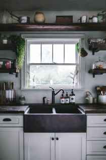70 Pretty Kitchen Sink Decor Ideas and Remodel (60)