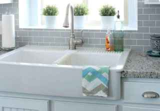 70 Pretty Kitchen Sink Decor Ideas and Remodel (68)