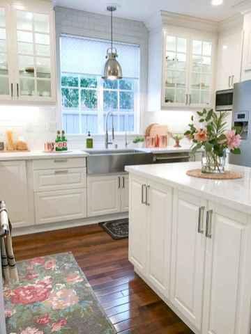 70 Pretty Kitchen Sink Decor Ideas and Remodel (8)