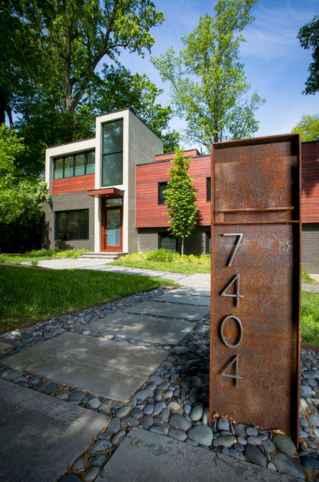 Best 90 Number Sign Home Design Ideas on A Budget (18)