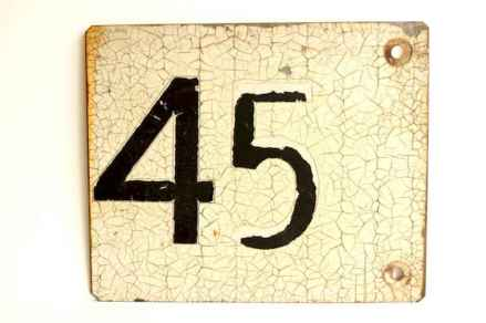 Best 90 Number Sign Home Design Ideas on A Budget (49)