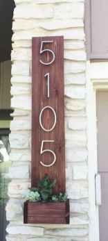 Best 90 Number Sign Home Design Ideas on A Budget (71)