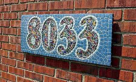 Best 90 Number Sign Home Design Ideas on A Budget (74)