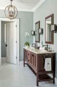 120 Modern Farmhouse Bathroom Design Ideas And Remodel (1)