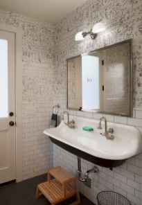 120 Modern Farmhouse Bathroom Design Ideas And Remodel (11)