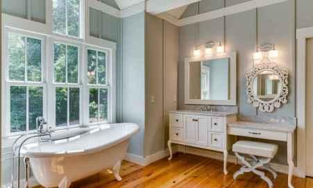 150 Amazing Small Farmhouse Bathroom Decor Ideas And Remoddel (106)