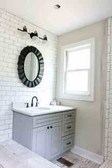 150 Amazing Small Farmhouse Bathroom Decor Ideas And Remoddel (117)
