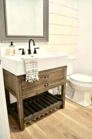 150 Amazing Small Farmhouse Bathroom Decor Ideas And Remoddel (142)