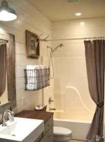 150 Amazing Small Farmhouse Bathroom Decor Ideas And Remoddel (29)