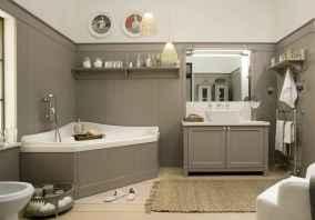 150 Amazing Small Farmhouse Bathroom Decor Ideas And Remoddel (58)