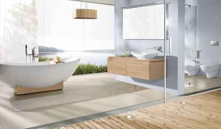 150 Amazing Small Farmhouse Bathroom Decor Ideas And Remoddel (63)