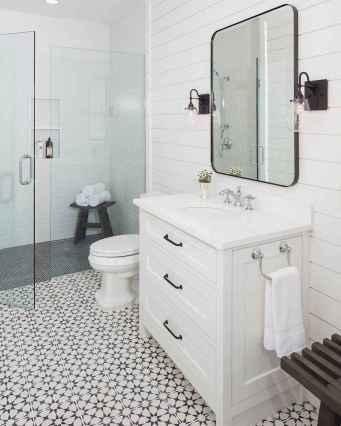 150 Amazing Small Farmhouse Bathroom Decor Ideas And Remoddel (76)