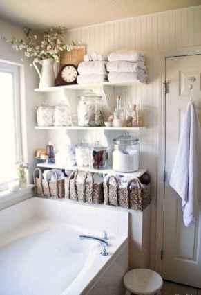 150 Amazing Small Farmhouse Bathroom Decor Ideas And Remoddel (77)