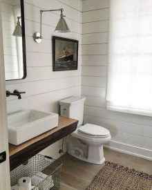 150 Awesome Farmhouse Bathroom Tile Floor Decor Ideas And Remodel To Inspire Your Bathroom (3)