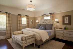 40 Lighting For Farmhouse Bedroom Decor Ideas And Design (20)