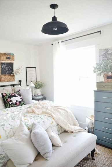 40 Lighting For Farmhouse Bedroom Decor Ideas And Design (41)
