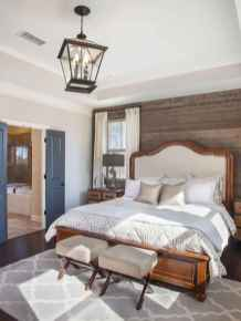 40 Lighting For Farmhouse Bedroom Decor Ideas And Design (8)