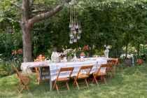50 Awesome Summer Backyard Decor Ideas Make Your Summer Beautiful (33)