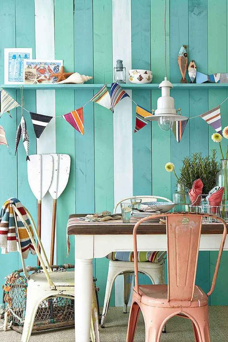 50 Beautiful Summer Apartment Decor Ideas And Makeover (13)