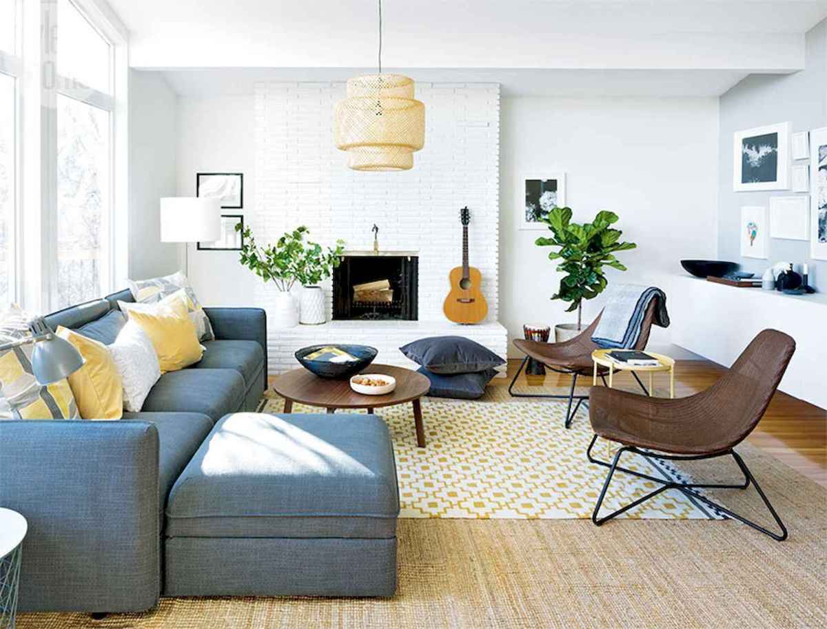 50 Beautiful Summer Apartment Decor Ideas And Makeover (15)