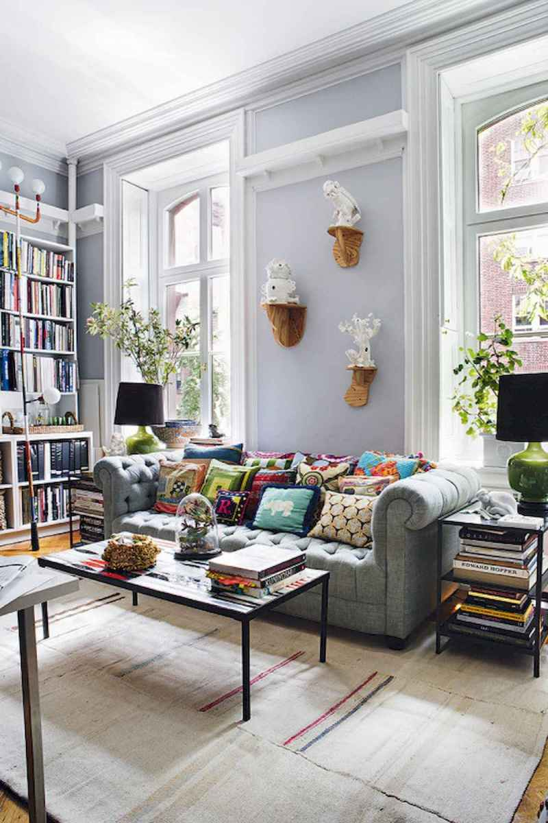 50 Beautiful Summer Apartment Decor Ideas And Makeover (16)