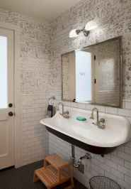 50 Lighting For Farmhouse Bathroom Ideas Decorating And Remodel (21)