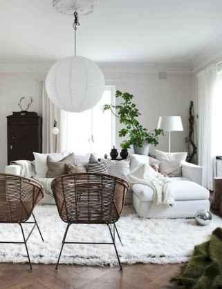 60 Farmhouse Living Room Lighting Ideas Decor And Design (13)