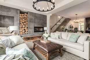 60 Farmhouse Living Room Lighting Ideas Decor And Design (14)
