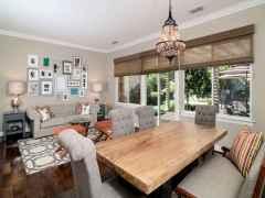 60 Farmhouse Living Room Lighting Ideas Decor And Design (33)