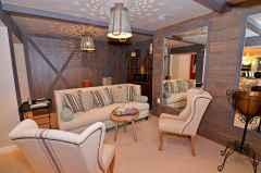 60 Farmhouse Living Room Lighting Ideas Decor And Design (34)