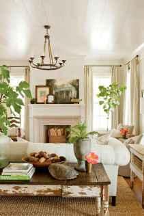 60 Farmhouse Living Room Lighting Ideas Decor And Design (36)
