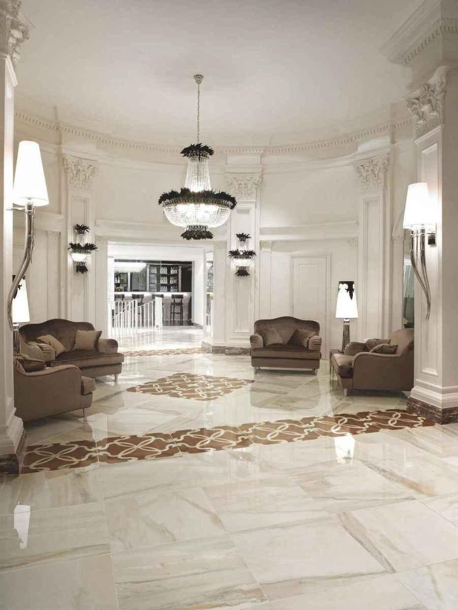 60 Farmhouse Living Room Lighting Ideas Decor And Design (41)