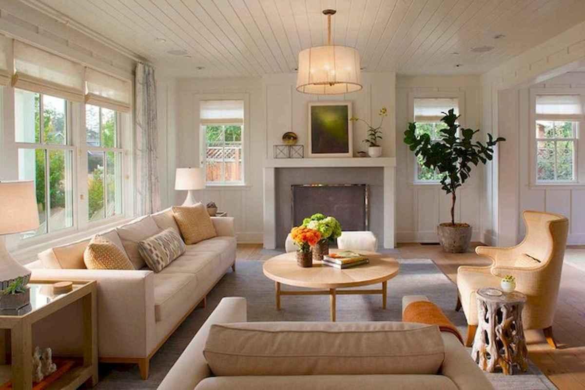 60 Farmhouse Living Room Lighting Ideas Decor And Design (62)