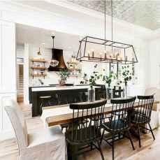 60 Modern Farmhouse Dining Room Table Ideas Decor And Makeover (10)