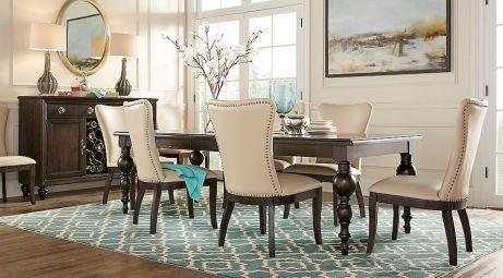 60 Modern Farmhouse Dining Room Table Ideas Decor And Makeover (3)