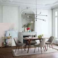 60 Modern Farmhouse Dining Room Table Ideas Decor And Makeover (46)